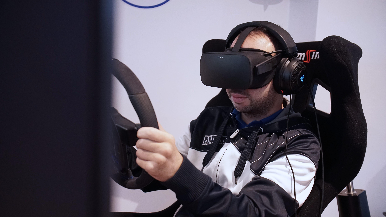 simulateur auto vr
