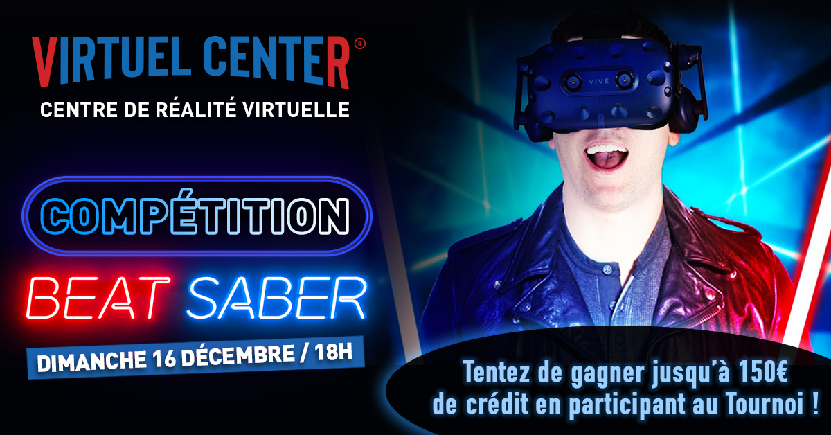 VirtuelcenteR-Compet-Beat Saber
