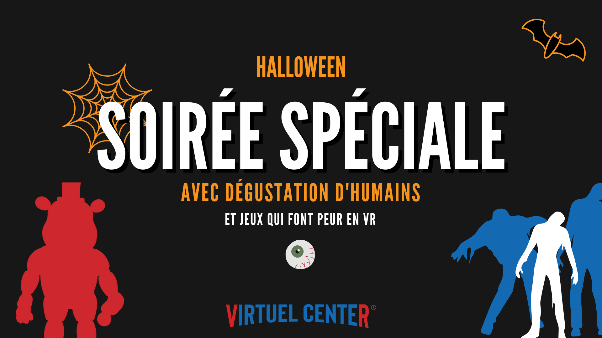 halloween vr virtuel center