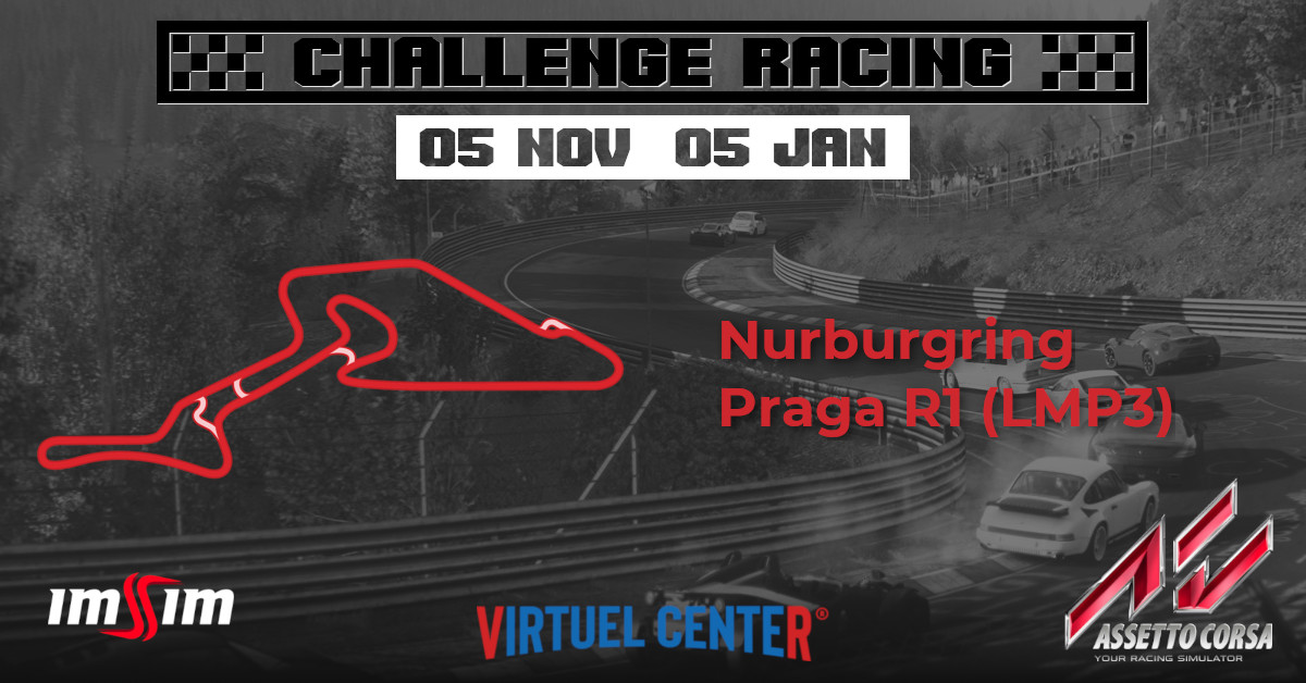 challenge racing vr