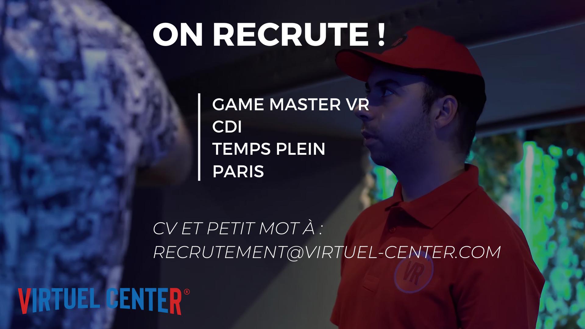 recrutement virtuel center