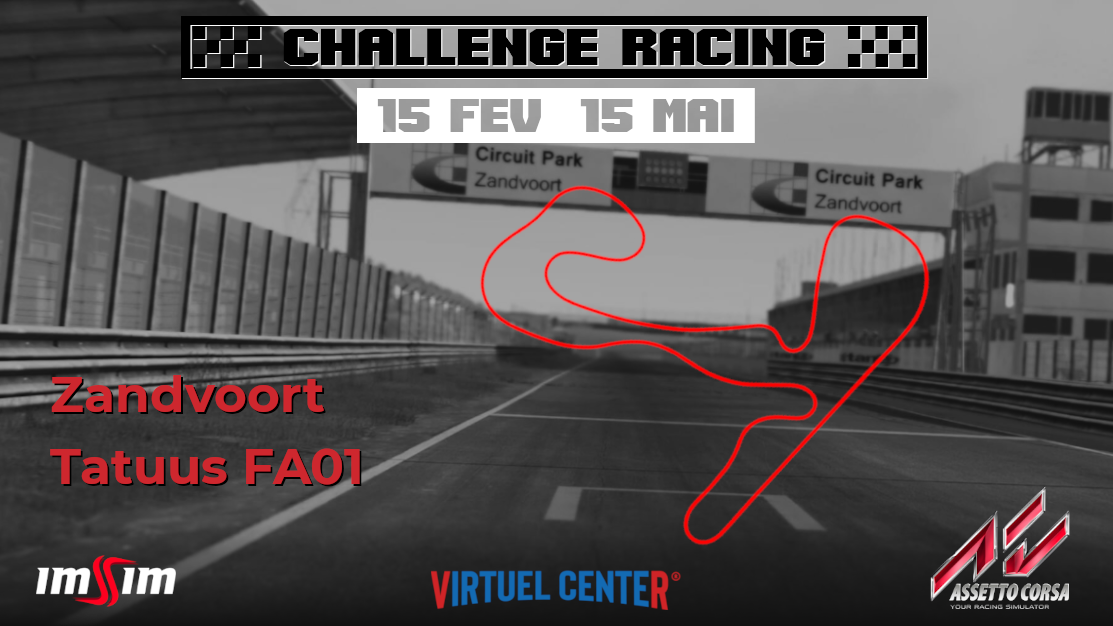 CHALLENGE RACING fevmai20